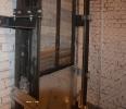 Izamet, Противага ліфта